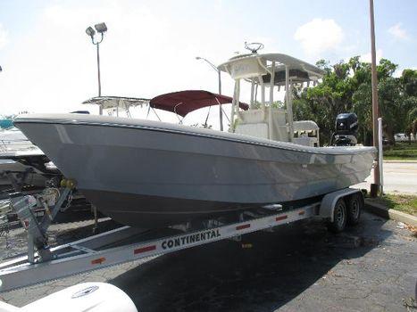 2010 Andros Boatworks 26 Tarpon VERADO 300hp LOADED