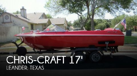 1969 Chris-Craft 17 Cavalier 1969 Chris-Craft 17 Cavalier for sale in Leander, TX