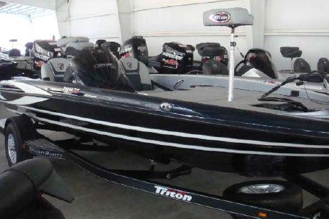 2017 Triton 189TrX