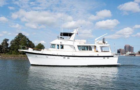 1977 Hatteras 58 Long Range Cruiser