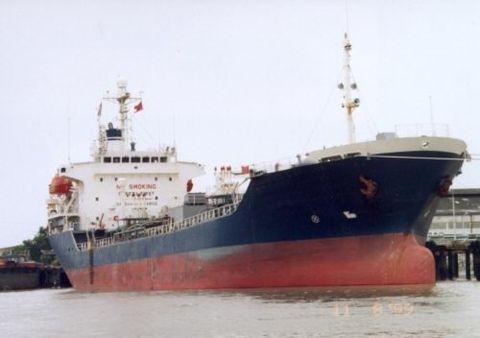 1996 Custom Tanker