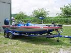 2016 Charger 797 Bass Boat