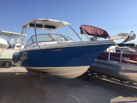 2016 Key West Boats, Inc. 239FS