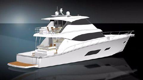 2017 Riviera 67 Sports Motor Yacht