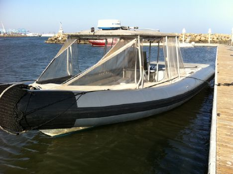1996 Commercial Watersports Mac 28