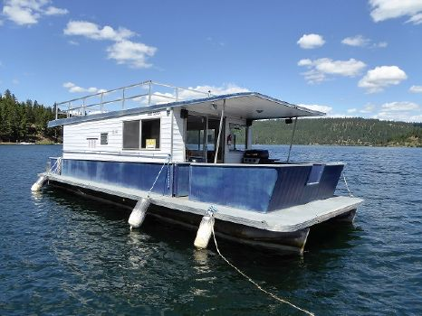 1969 Kayot Houseboat