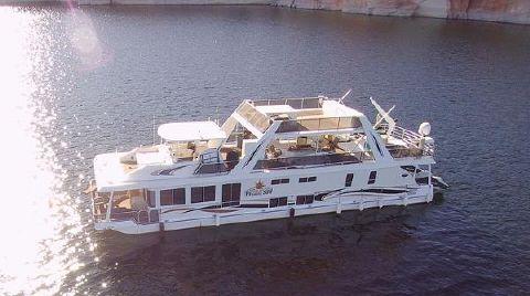 2011 Stardust Cruisers Prodigal Sun CUSTOM HOUSEBOAT