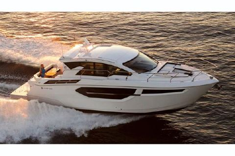 2019 Cruisers Yachts 42 Cantius Manufacturer Provided Image