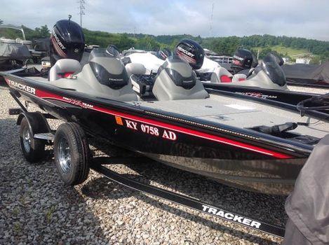 2016 Bass Tracker PRO TEAM 175 TXW