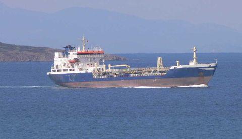 1980 Custom Oil Tanker
