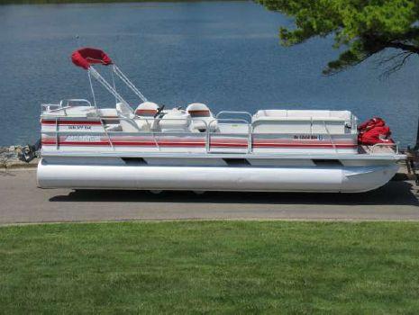 1992 Monark 240 Sun Spa