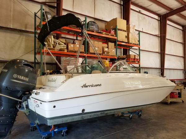 Check Out This 2016 Hurricane Sundeck 187 Ob On Boattrader Com