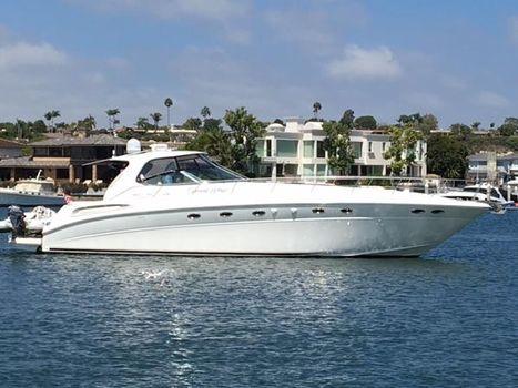 2000 Sea Ray 510 Sundancer Starboard Profile