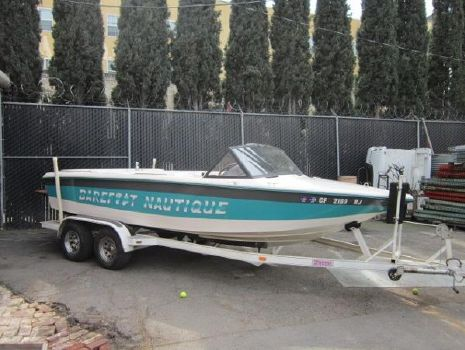 1991 CORRECT CRAFT Barefoot Nautique