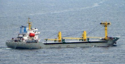 2007 Custom Singledecker cargo vessel