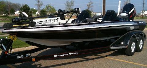 2011 Ranger Z520C