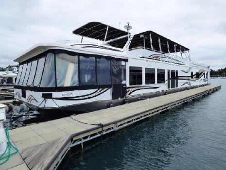 2005 Sumerset Houseboats 21x106