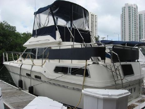 1983 Sea Ray 360 Aft Cabin 1983 36' Sea Ray Aft Cabin MY