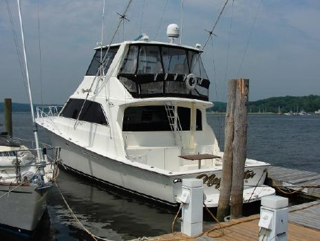 1990 Ocean Yachts 58 Super Sport