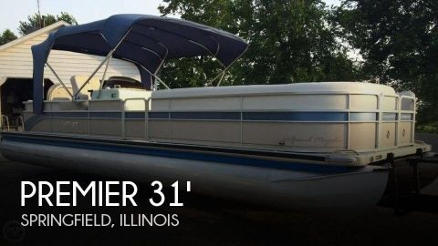 2005 Premier Grand Majestic 310 2005 Premier Pontoons Grand Majestic 310 for sale in Springfield, IL