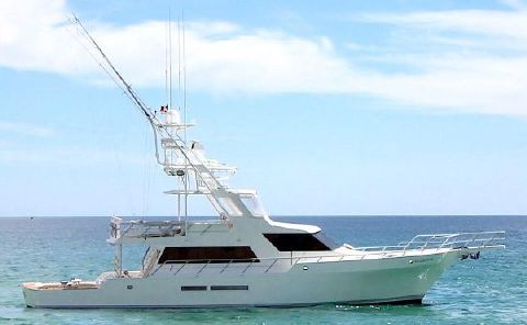 1990 Douglas Sharp Design Yachtfisher Yacht Fisher