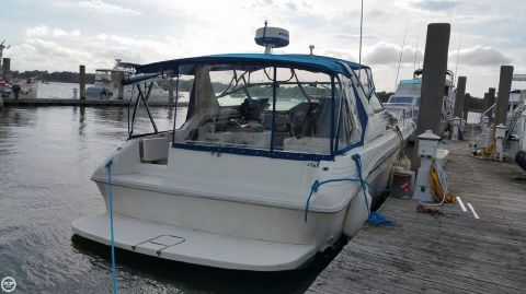 1993 Sea Ray 400 Express Cruiser 1993 Sea Ray 400 EC for sale in Beaufort, SC