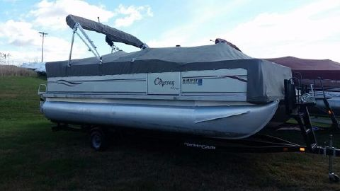 2005 Forest River ODESSY 320 FC