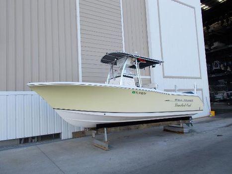 2007 Sea Hunt 240 Triton