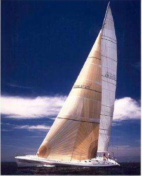 1996 Custom 100' Sailing Yacht