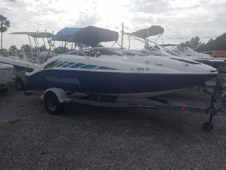 2004 Sea-Doo Sport Boats Speedster 200