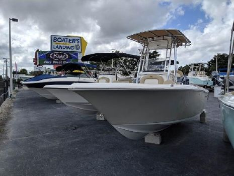 2019 KEY WEST 203 FS