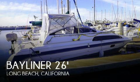 1991 Bayliner 2655 Ciera Sunbridge 1991 Bayliner 2655 Sunbridge for sale in Long Beach, CA