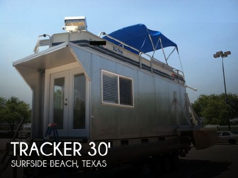 1992 Tracker 24 Custom Houseboat 1992 Tracker 24 Custom Houseboat for sale in Surfside Beach, TX