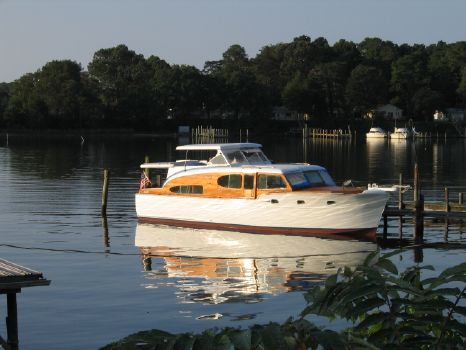1952 Chris-Craft DCFB