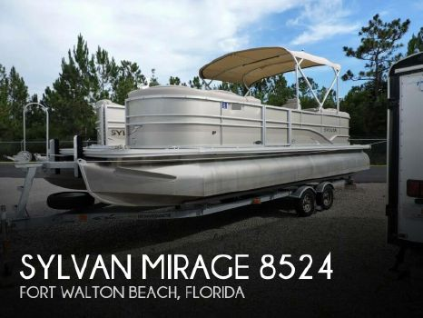 2014 Sylvan 8524 Cruise 2014 Sylvan Mirage 8524 for sale in Fort Walton Beach, FL