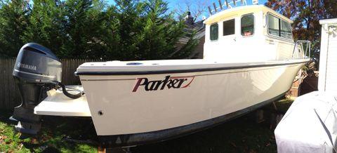 2012 Parker 2520 Xld