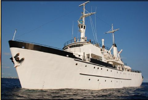 1965 Custom Research Vessel