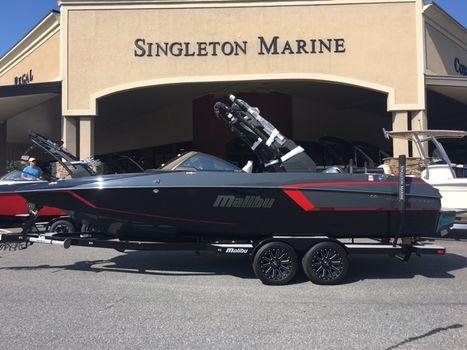 2018 Malibu Boats LLC 24 mxz