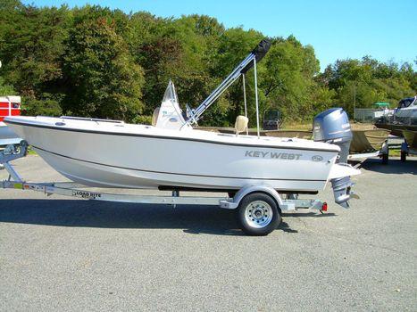 2017 Key West Boats, Inc. 176CC