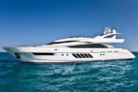 2009 Dominator Flybridge Motoryacht
