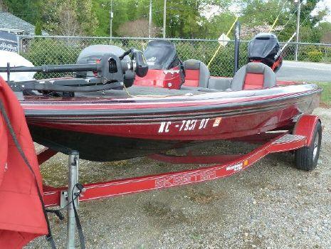 2004 Skeeter TZX 190