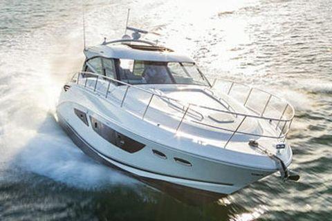 2016 Sea Ray 470 Sundancer Manufacturer Provided Image