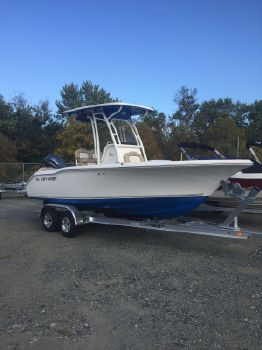 2017 Key West Boats, Inc 219FS
