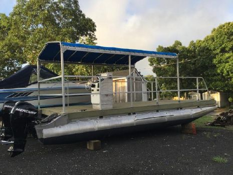 2015 COMMERCIAL PONTOON PONTOON 30