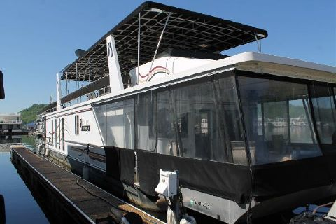 2001 Lakeview Yachts 16x80