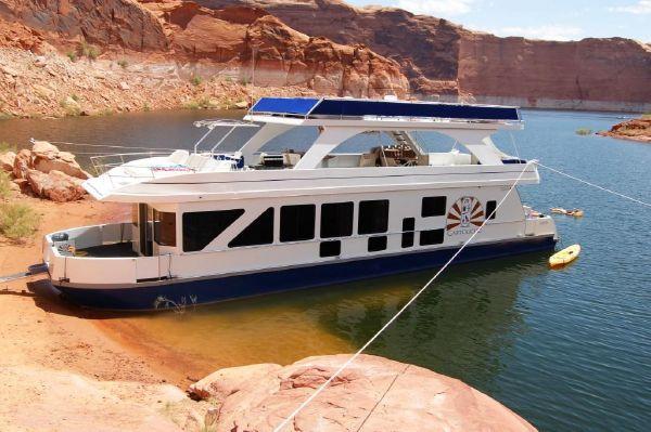 Used 2009 Desert Shore Multi Owner Houseboat Bullfrog Ut 84533