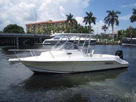 2007 Angler 2500WA
