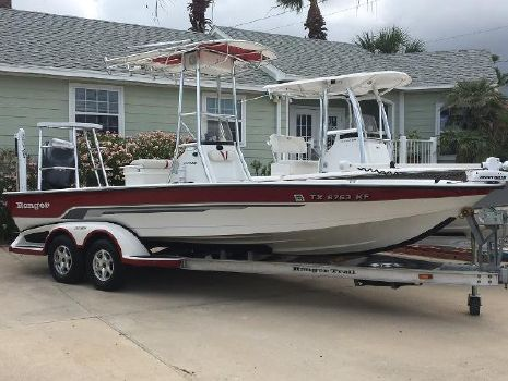 2005 Ranger 2300 Bay