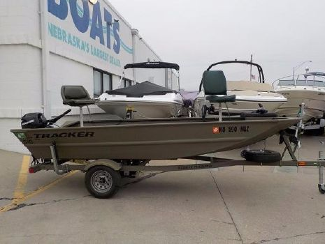 2009 Tracker Grizzly 1448