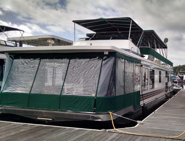 1996 Sumerset Houseboats 72' x 16' Widebody